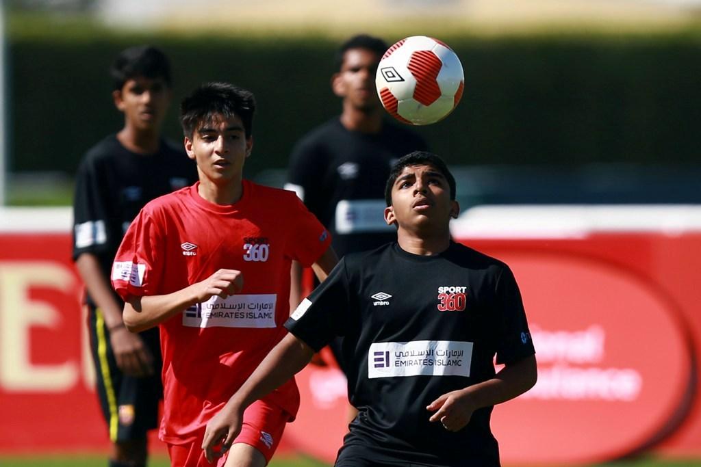 U16 Semi Final 2: Indian High School v DPS Dubai